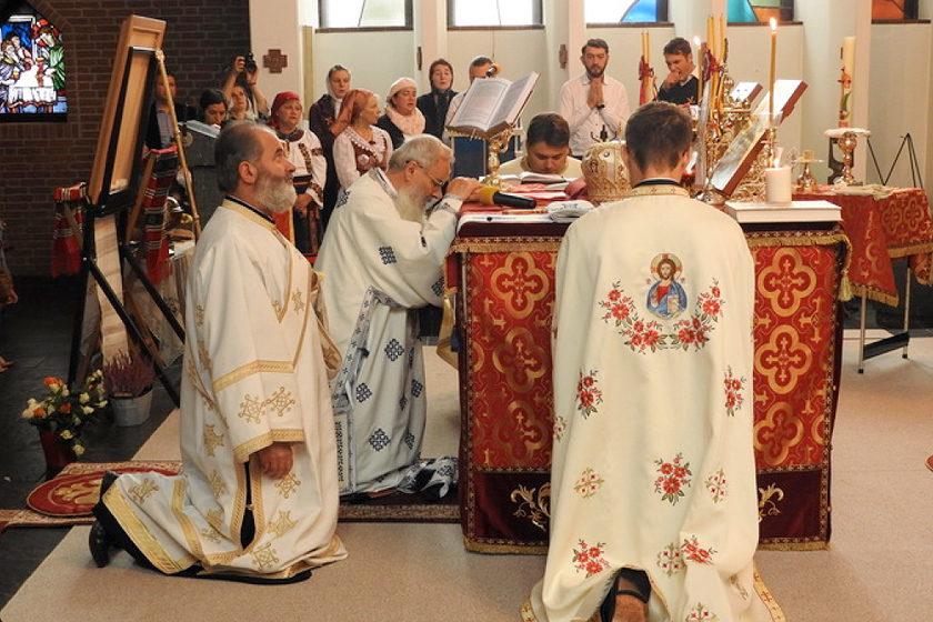 Rumänisch-orthodoxe Gemeinde zu Gast in St. Wiho
