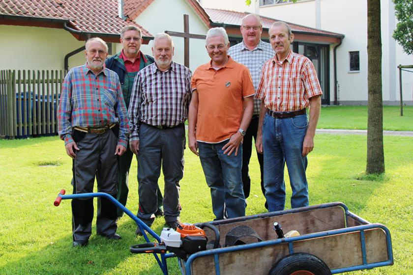 Seniorengruppe A-Team St. Elisabeth Osnabrück