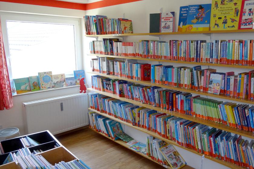 Bücherei St. Josef