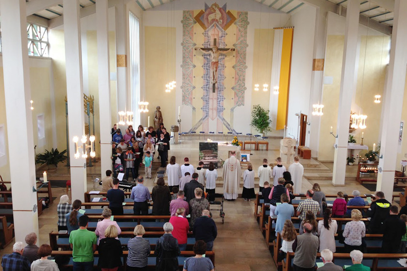 Spontanchor St. Josef Hasbergen