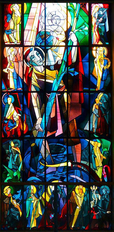 St. Elisabeth Kirchenfenster